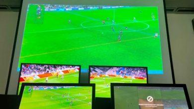 صورة الجامعة تحدد المباريات الأربعة التي ستطبق فيها تقنية التسلل الافتراضي