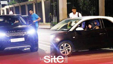 صورة بعد الفوز على وادي زم.. لاعبو الوداد يغادرون مركب محمد الخامس رفقة عائلاتهم- فيديو