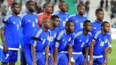 """صورة نجم الرجاء السابق يتصدر تشكيلة منتخب إفريقيا الوسطى في مواجهة """"الأسود"""""""