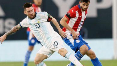 صورة الأرجنتين تسقط في فخ التعادل أمام البارغواي -فيديو