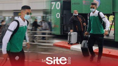 """صورة بانون من مطار محمد الخامس: """"تهنيت منكم"""" -فيديو"""