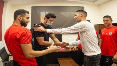 صورة بانون حاضر لأول مرة في قائمة الأهلي لخوض نصف نهائي كأس مصر