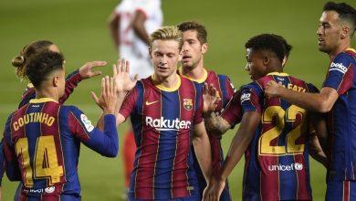 صورة ضربة موجعة لبرشلونة قبل مواجهة أتليتكو مدريد