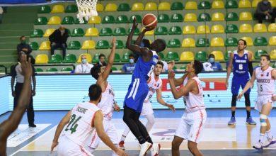 """صورة المنتخب الوطني لكرة السلة يسقط أمام الرأس الأخضر في تصفيات """"أفرو باسكيط"""""""