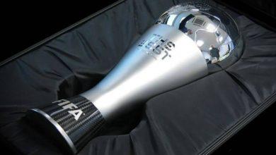 صورة الكشف عن قائمة اللاعبين المرشحين لجائزة أفضل لاعب في عام 2020