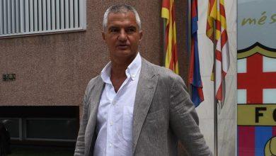 """صورة بورداس: """"برشلونة فضل التعاقد مع ديمبيلي على حساب مبابي"""""""