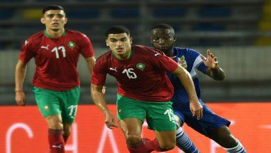صورة أبو خلال يؤكد تلقيه لتهديدات بسبب اختياره اللعب للمنتخب المغربي