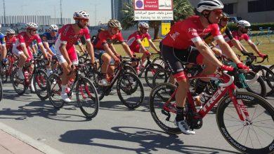 صورة دراج المنتخب المغربي يتعرض للسرقة