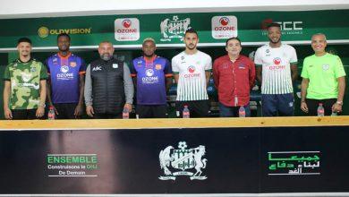 صورة الدفاع الحسني الجديدي يُقدم لاعبيه الجدد
