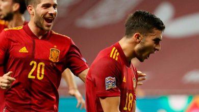 صورة إسبانيا تسحق ألمانيا بسداسية في دوري الأمم الأوروبية -فيديو