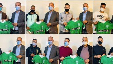 صورة النادي القنيطري يتعاقد مع 15 لاعب دفعة واحدة