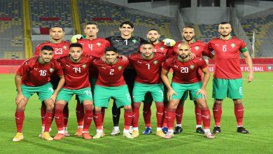 صورة تشكيلة المنتخب الوطني الأساسية أمام إفريقيا الوسطى