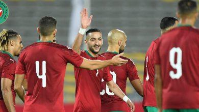 صورة بعد الموساوي.. لاعب آخر من البطولة الوطنية حاضر مع المنتخب المغربي الأول