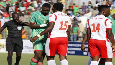 صورة تصفيات أمم إفريقيا 2021.. موريتانيا يتعادل مع بوروندي أمام جماهيره
