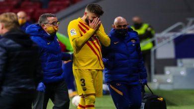صورة برشلونة يكشف عن طبيعة إصابة روبيرتو وبيكي وتقارير تؤكد نهاية موسم الأخير