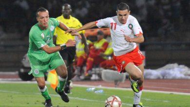 صورة المغرب الفاسي يفاوض بطل مباراة المغرب والجزائر بمراكش