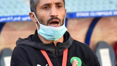 """صورة عبوب بعد التأهل لـ""""كان"""" موريتانيا: """"العامل الذهني كان حاسما في مباراة ليبيا"""""""