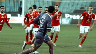 صورة في أول مباراة رسمية رفقة الأهلي.. بانون يتوج بلقب كأس مصر -فيديو