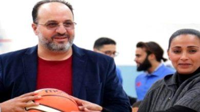 صورة أوراش رئيسا للجامعة الملكية المغربية لكرة السلة