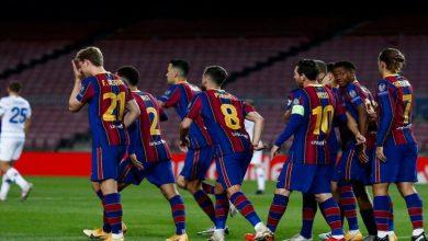 صورة اجتماع عاجل يحسم في إمكانية إبرام برشلونة لصفقته المنتظرة