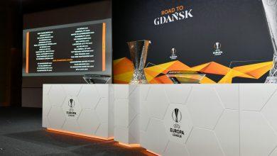 صورة نتائج قرعة الدور الـ32 من الدوري الأوروبي