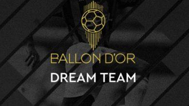 """صورة """"فرانس فوتبول"""" تكشف عن تشكيلة """"الأحلام"""" لأفضل اللاعبين في التاريخ -صورة"""