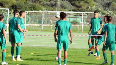 صورة تصفيات كأس إفريقيا للشباب.. تشكيلة المنتخب الوطني في مواجهة ليبيا