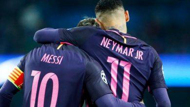 """صورة نجم برشلونة السابق: """"ميسي سيلتحق بنيمار في باريس سان جيرمان"""""""