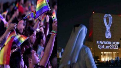"""صورة استجابة لشرط الـ""""فيفا"""".. قطر توافق على رفع أعلام المثليين جنسيا في مونديال 2022"""