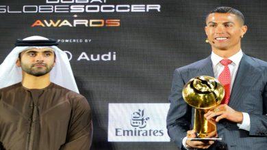 """صورة """"غلوب سوكر"""".. رونالدو وريال مدريد الأفضل في القرن الـ21"""