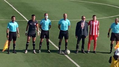 صورة حامل لقب كأس العرش الاتحاد البيضاوي يغادر المسابقة على يد شباب بنجرير