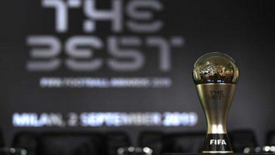 """صورة رسميا.. """"الفيفا"""" يكشف عن المرشحين الثلاثة لجائزة الأفضل لسنة 2020"""