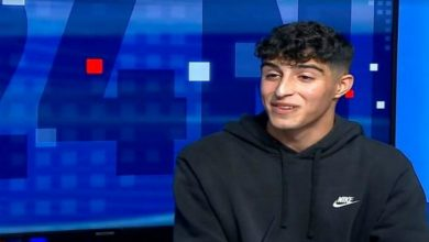 """صورة لاعب """"إسرائيلي"""" من أصول مغربية يرغب في اللعب للمنتخب الوطني"""