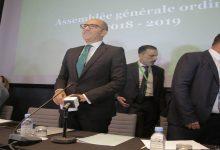 صورة برلمان الرجاء يصادق على التقرير المالي لحقبة زيات