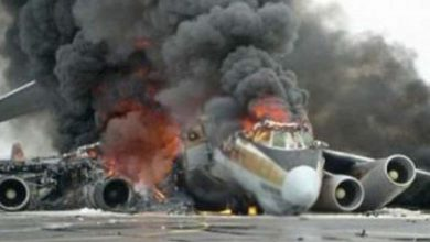 صورة وفاة أربعة لاعبين ورئيس ناد لكرة القدم إثر تحطم طائرتهم