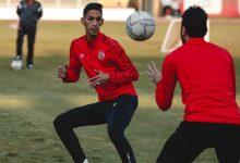 صورة بانون يعود لتداريب الأهلي ويؤكد حضوره في مباراة بيراميدز