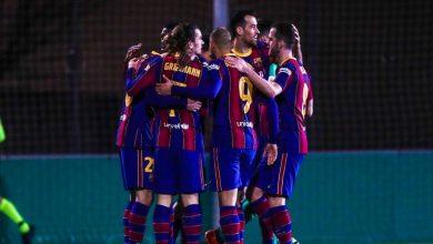 """صورة """"الأمر أشبه بالمعجزة"""".. برشلونة يستعيد نجمه سريعا وكومان يبدي استغرابه"""