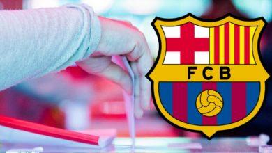 صورة رسميا.. برشلونة يكشف عن المرشحين الثلاثة لرئاسة الفريق