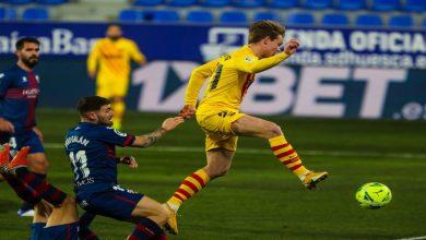 صورة برشلونة ينتصر ويظفر بالنقاط الثلاث على حساب هويسكا- فيديو