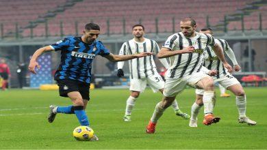 صورة مُلخص مباراة يوفنتوس وإنتر ميلان في كأس إيطاليا