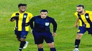 """صورة بعد """"بصقه"""" على الجعفري.. لاعب المقاولون العرب يقدم اعتذاره"""