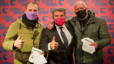 صورة مصادر إسبانية تكشف عن فوز لابورتا برئاسة برشلونة