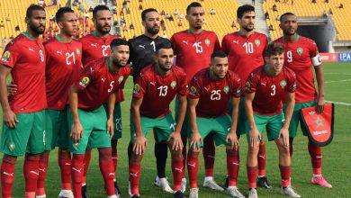 صورة تعادل مخيب للمنتخب المغربي أمام منتخب رواندا بدون أهداف -فيديو