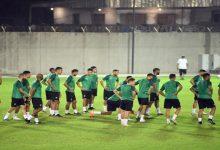 صورة المنتخب الوطني المحلي يجري الحصة التدريبية الأخيرة قبل مواجهة رواندا