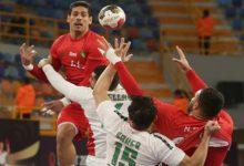 صورة بعدما أنهى الشوط الأول متقدما.. المنتخب الوطني ينهزم أمام الجزائر بـ24 مقابل 23 في مونديال كرة اليد