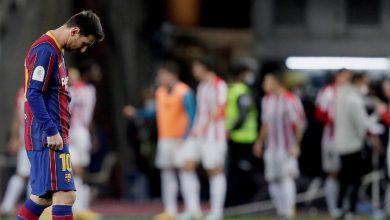 صورة بعد إيقافه لمباراتين.. برشلونة يقرر استئناف عقوبة ميسي
