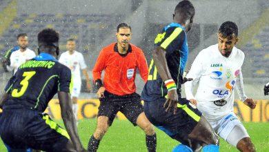 """صورة بسبب الحكم وأرضية الملعب.. الرجاء يحتج """"رسميا"""" بعد إقصائه من دوري أبطال إفريقيا"""