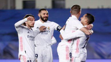 صورة مفاجأة في تشكيلة ريال مدريد الأساسية أمام أتلتيكو مدريد