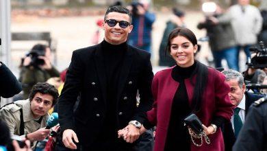 صورة رونالدو وجورجينا.. ساعات فاخرة ومجوهرات ثمينة بملايين دولارات