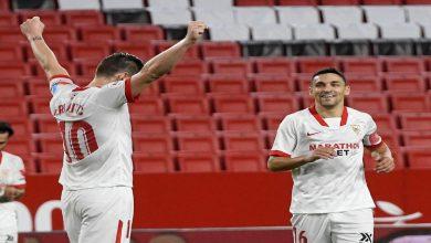صورة إشبيلية ينتصر بثلاثية ويعبر إلى دور ربع نهائي كأس إسبانيا والنصيري يكتفي بخمس دقائق- فيديو
